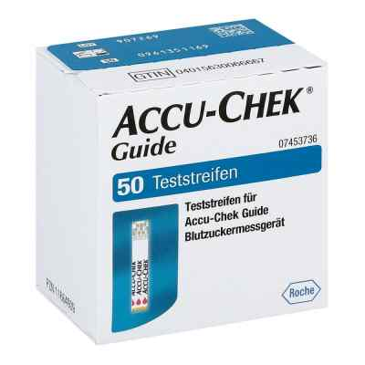 Accu Chek Guide Teststreifen  bei apo-discounter.de bestellen
