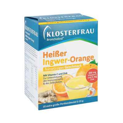 Klosterfrau Broncholind Ingwer-orange Granulat  bei apo-discounter.de bestellen