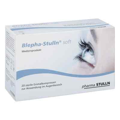 Blepha-stulln soft Einmal-augenkompresse steril