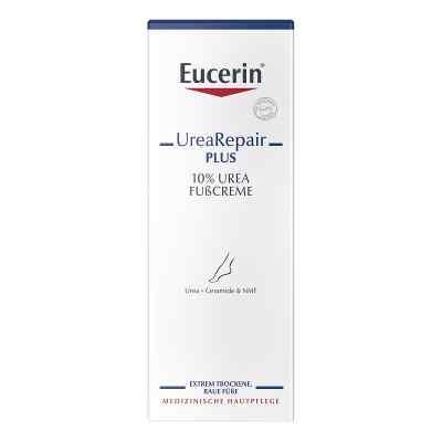 Eucerin Urearepair Plus Fusscreme 10%  bei apo-discounter.de bestellen