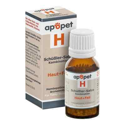 Apopet Schüssler-salze-kombination H ad usus vet.Gl.  bei apo-discounter.de bestellen