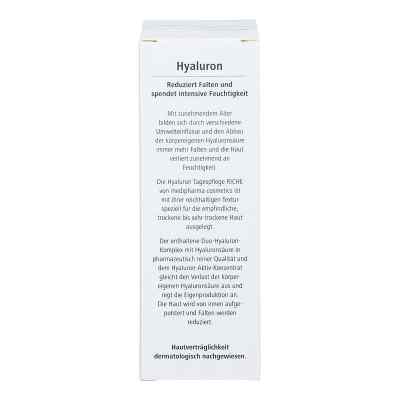 Hyaluron Tagespflege riche Creme  bei apo-discounter.de bestellen