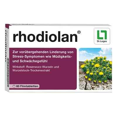 Rhodiolan Filmtabletten  bei apo-discounter.de bestellen