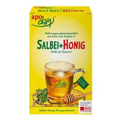 Apoday heisser Salbei+honig+vit.c+zink Pulver  bei apo-discounter.de bestellen