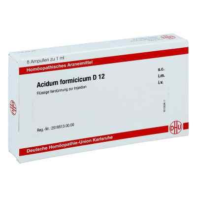 Acidum Formicicum D 12 Ampullen  bei apo-discounter.de bestellen