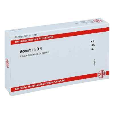Aconitum D 4 Ampullen  bei apo-discounter.de bestellen