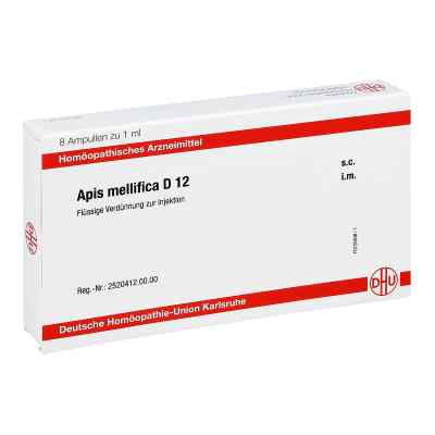 Apis Mellifica D 12 Ampullen  bei apo-discounter.de bestellen