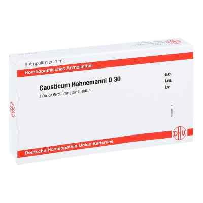 Causticum Hahnemanni D 30 Ampullen  bei apo-discounter.de bestellen