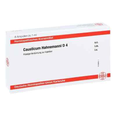 Causticum Hahnemanni D 4 Ampullen  bei apo-discounter.de bestellen