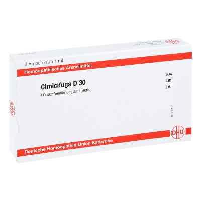 Cimicifuga D 30 Ampullen  bei apo-discounter.de bestellen