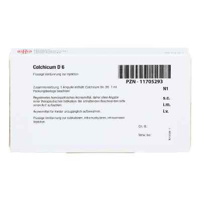 Colchicum D 6 Ampullen  bei apo-discounter.de bestellen