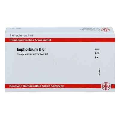 Euphorbium D 6 Ampullen  bei apo-discounter.de bestellen