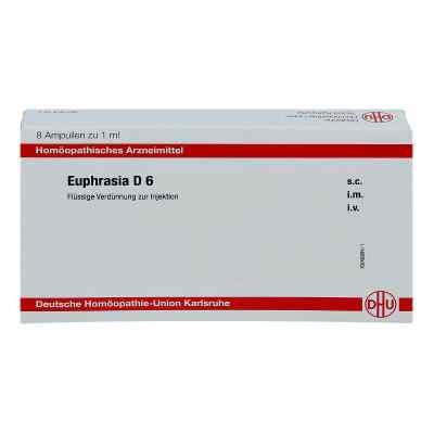 Euphrasia D 6 Ampullen  bei apo-discounter.de bestellen