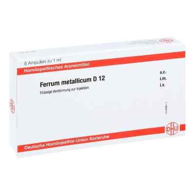 Ferrum Metallicum D 12 Ampullen  bei apo-discounter.de bestellen