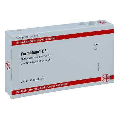 Formidium D 6 Ampullen  bei apo-discounter.de bestellen