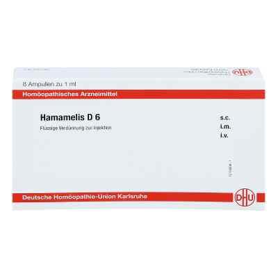Hamamelis D 6 Ampullen  bei apo-discounter.de bestellen
