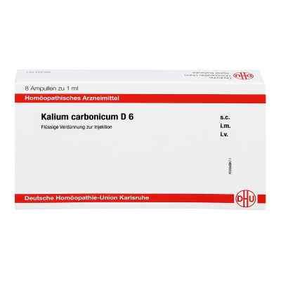 Kalium Carbonicum D 6 Ampullen  bei apo-discounter.de bestellen
