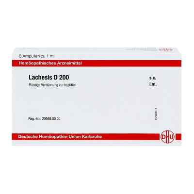 Lachesis D 200 Ampullen  bei apo-discounter.de bestellen