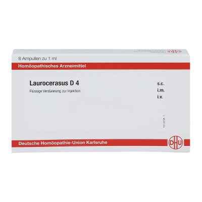 Laurocerasus D 4 Ampullen  bei apo-discounter.de bestellen