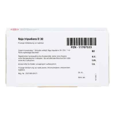 Naja Tripudians D 30 Ampullen  bei apo-discounter.de bestellen