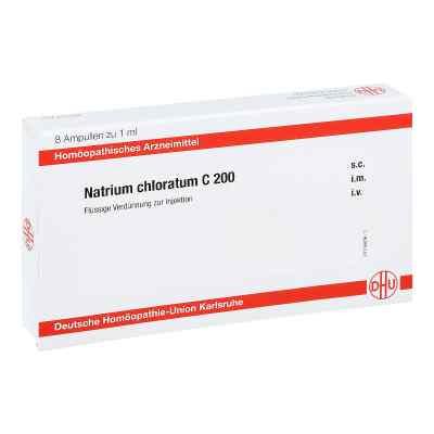 Natrium Chloratum C 200 Ampullen  bei apo-discounter.de bestellen