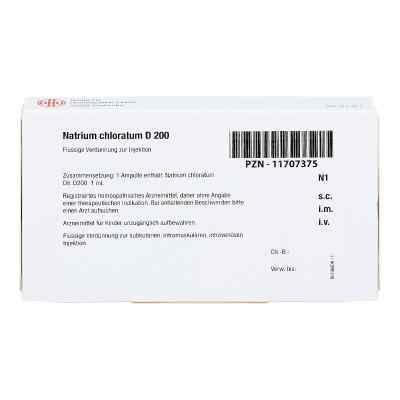 Natrium Chloratum D 200 Ampullen  bei apo-discounter.de bestellen