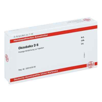 Okoubaka D 6 Ampullen  bei apo-discounter.de bestellen