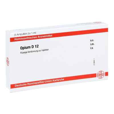 Opium D 12 Ampullen  bei apo-discounter.de bestellen
