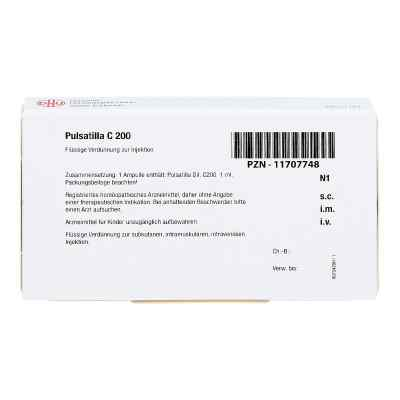 Pulsatilla C 200 Ampullen  bei apo-discounter.de bestellen