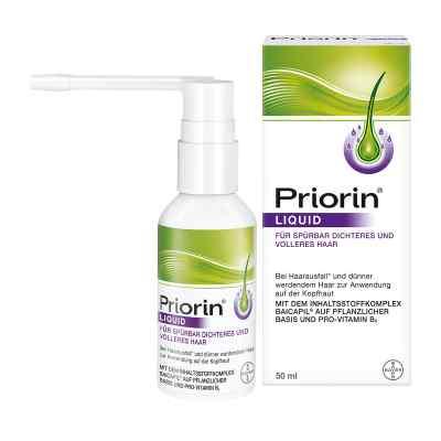 Priorin Liquid Pumplösung bei Haarausfall  bei apo-discounter.de bestellen
