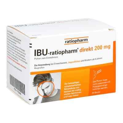 Ibu Ratiopharm direkt 200 mg Pulver zum Einnehmen  bei apo-discounter.de bestellen