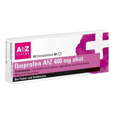 Ibuprofen AbZ 400mg akut  bei apo-discounter.de bestellen
