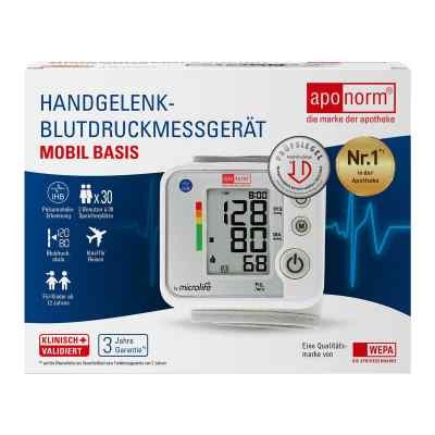 Aponorm Blutdruck Messgerät Mobil Basis Handgelenk  bei apo-discounter.de bestellen