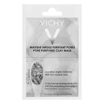 Vichy Maske porenverfeinernd