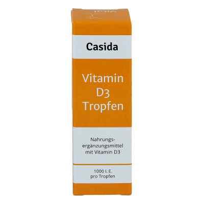 Vitamin D3 Tropfen Vital 1000 I.e. öl  bei apo-discounter.de bestellen