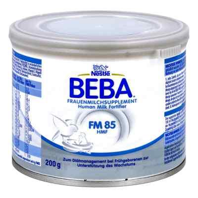 Nestle Beba Fm 85 Frauenmilchsupplement Pulver  bei bioapotheke.de bestellen