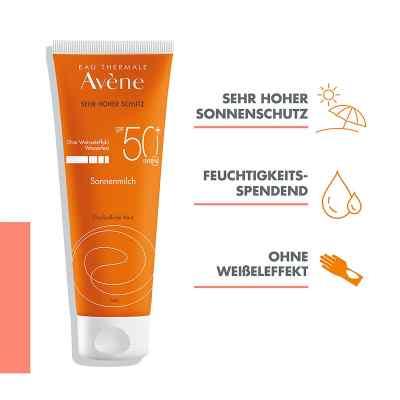 Avene Sunsitive Sonnenmilch Spf 50+  bei apo-discounter.de bestellen