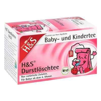 H&s Bio Durstlöschtee Baby- und Kindertee Filterbeutel 11855839