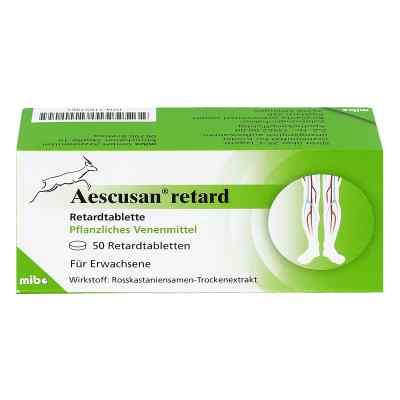 Aescusan retard Retardtabletten  bei apo-discounter.de bestellen
