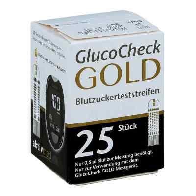 Gluco Check Gold Blutzuckerteststreifen  bei apo-discounter.de bestellen