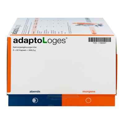 Adapto Loges Kapseln  bei apo-discounter.de bestellen