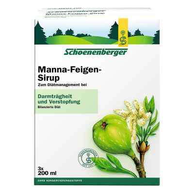 Manna Feigen Sirup Schoenenberger  bei apo-discounter.de bestellen