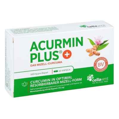Acurmin Plus Das Mizell-curcuma Weichkapseln  bei bioapotheke.de bestellen