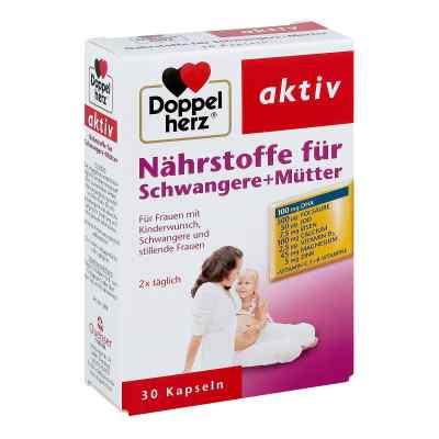 Doppelherz Nährstoffe für Schwangere+mütter Kapsel (n)   bei apo-discounter.de bestellen