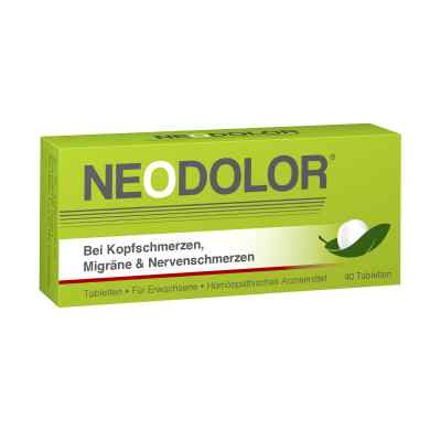 Neodolor Tabletten  bei apo-discounter.de bestellen