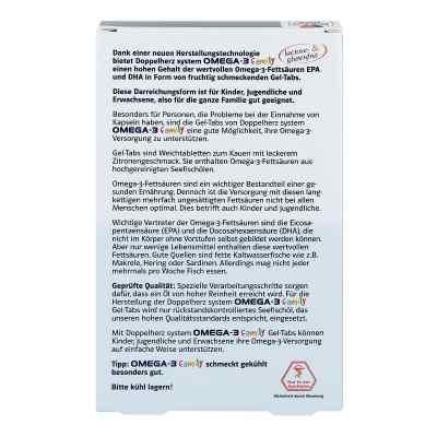 Doppelherz Omega-3 family Gel-tabs system Kautablette (n)   bei apo-discounter.de bestellen