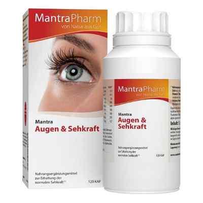 Mantra Augen & Sehkraft Kapseln  bei apo-discounter.de bestellen