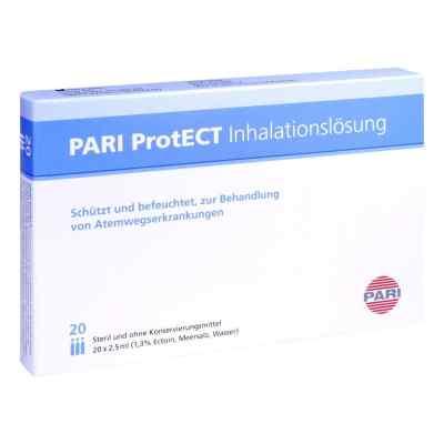 Pari Protect Inhalationslösung mit Ectoin Ampullen  bei apo-discounter.de bestellen