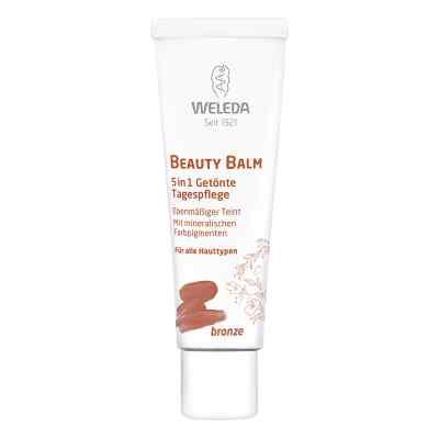 Weleda Beauty Balm 5in1 getönte Tagespflege bronze  bei apo-discounter.de bestellen