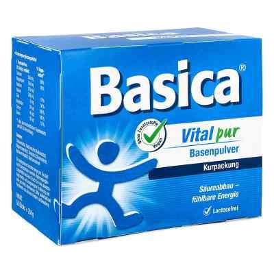 Basica Vital pur Basenpulver  bei apo-discounter.de bestellen